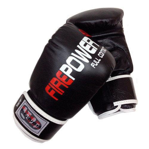Снарядные перчатки FirePower (FPTG1) Black р. L/XL